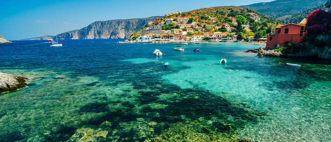 kefalonia excursion luxury island events