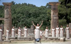 Ancient Olympia Excursion - Excursions by Luxury Island Events