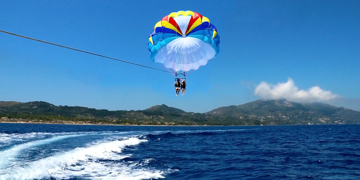 water sports activities zante zakynthos greece