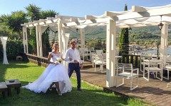 Mythos Café - Weddings by Luxury Island Events