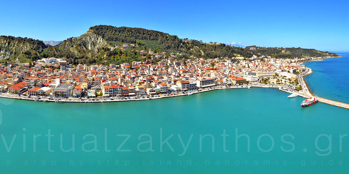 urban city tourism zakynthos luxury island events